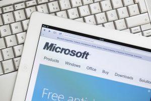 Microsoft can reach $1 tn market value