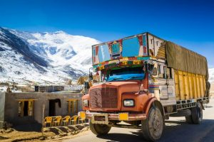 Diesel trucks to blame for pollution along Manali-Leh highway