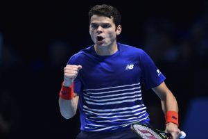 ATP World Tour Finals: Raonic beats Thiem to reach semis