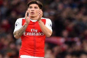 Injury rules out Arsenal's Hector Bellerin for a month