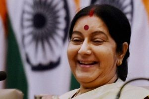 Mamata wishes Sushma a speedy recovery