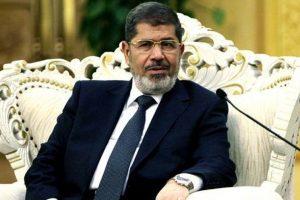 Breather for Morsi