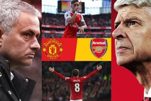 Premier League Preview: Manchester United host ascendant Arsenal