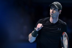 ATP World Tour Finals: Murray beats Wawrinka to reach semifinals