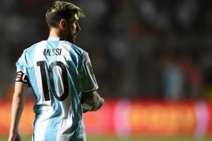 'Good guy' Messi pays wages of Argentina team security staff