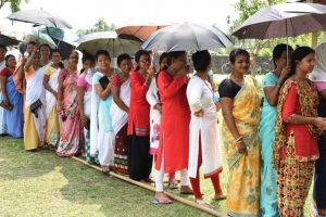 36% voter turnout in Bengal bypolls