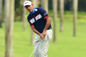 Jeev Milkha Singh takes lead at Indonesia Open