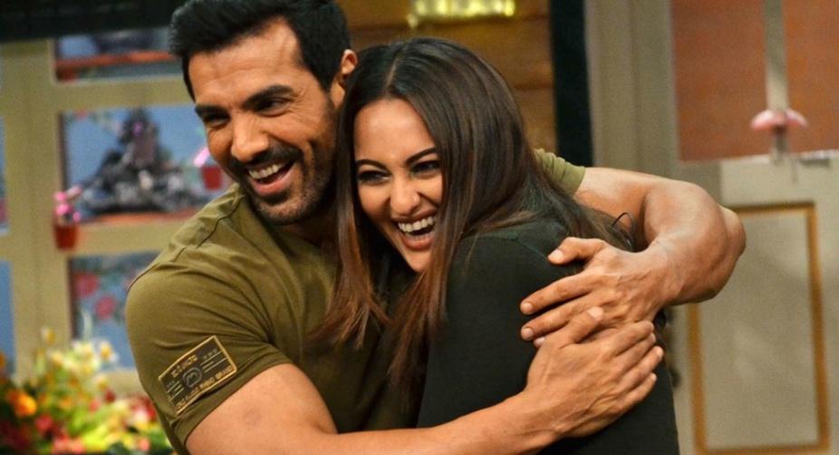 Shatrughan Sinha finds John, Sonakshi 'made for each other'