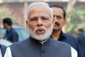 We will build a Swachh Bharat within one generation: Modi