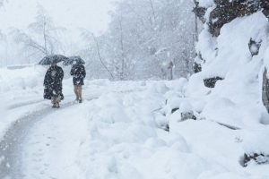 Rain, snow forecast in Kashmir for next 2 days