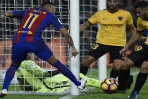 No Messi No goal, Barcelona plays draw against Malaga