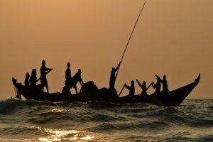 11 Indian fishermen detained by Sri Lankan navy