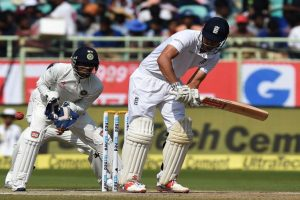 2nd Test: England 40 for no loss against India at tea