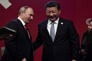 APEC Summit: Xi, Putin discuss free trade and bilateral ties