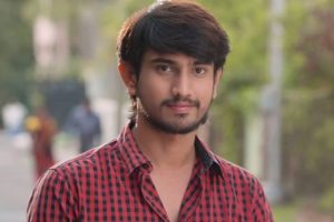 Raj Tarun to play a blind character in 'Andhagadu'