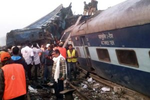 Horrific train disaster near Kanpur kills 120