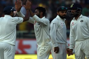 2nd Test Day 4: Late strike as India persists over England