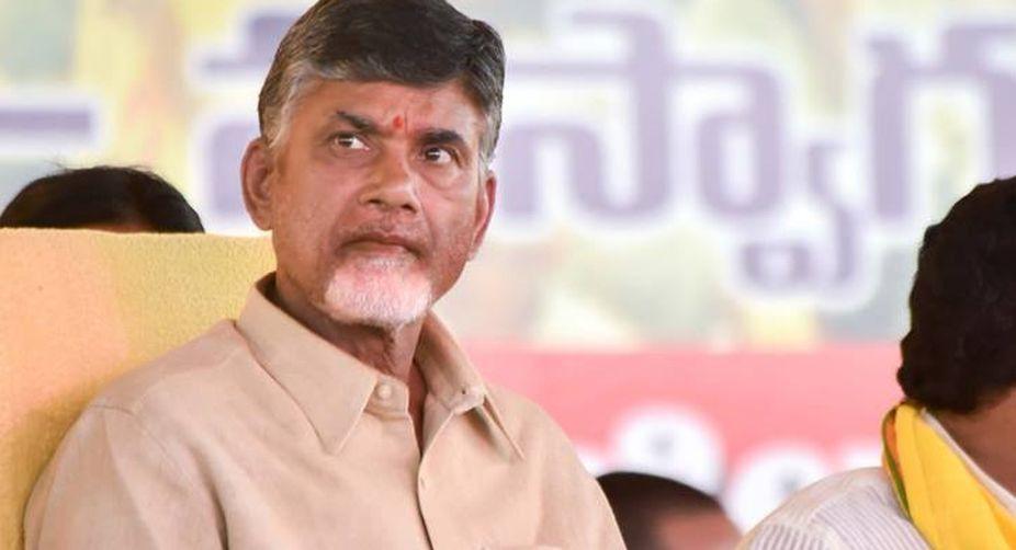 TDP chief, N Chandrababu Naidu, Lok Sabha polls, Andhra Pradesh CM
