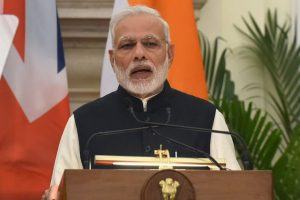 Opposition didn't get time to prepare for demonetisation: Modi