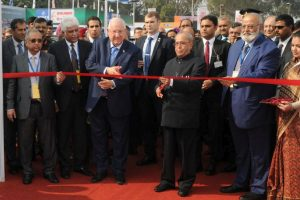 Schemes like Clean India to make country eco superpower: Prez