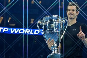 Murray beats Djokovic to win ATP Finals title, retains No.1 ranking