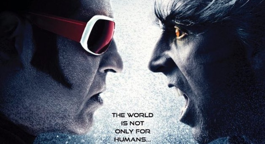 2.0: Akshay, Rajinikanth's Spine-Chilling First Look