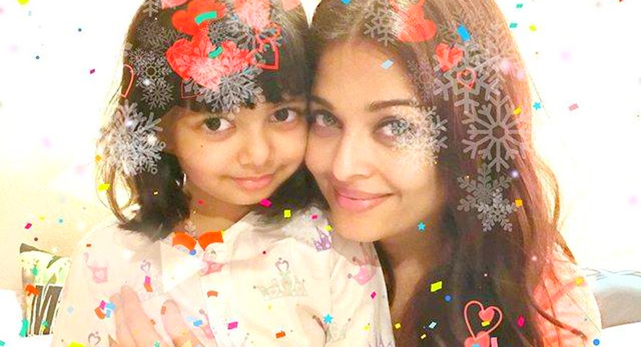 Star-studded birthday party for Aaradhya Bachchan