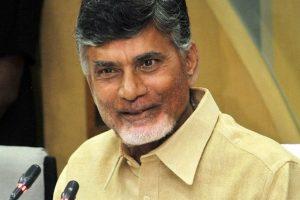 AP chief minister commissions 5 MW Solar power plant