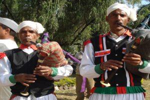 Scotland's bagpipe makes deep inroad in Uttarakhand folk music