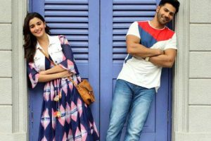 Varun is doing great as an actor: Alia Bhatt