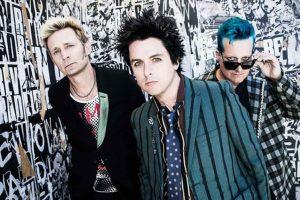 Green Day slams Trump during American Music Awards