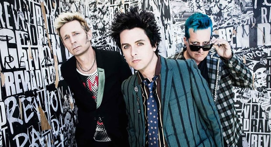 Green Day slams Trump during American Music Awards