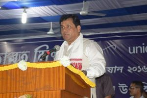 Timely payment of wages to tea workers top priority: Sonowal