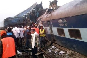 Five Railways engineers suspended over Kanpur train disaster