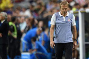 Jurgen Klinsmann sacked as US coach