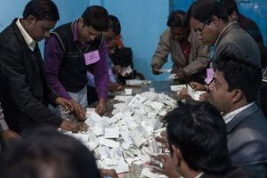 By-election: Counting begins in Madhya Pradesh