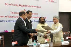 Art of Living signs MoU to enhance skill-based employability in India