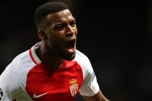 Ligue 1: Monaco hit four to stay in PSG chase