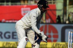 Parthiv Patel to replace injured Wriddhiman Saha in third Test