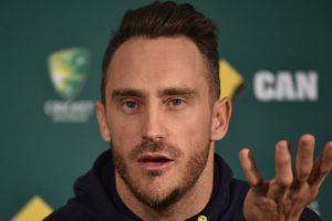 I'm no cheat, says Faf du Plessis after tampering row