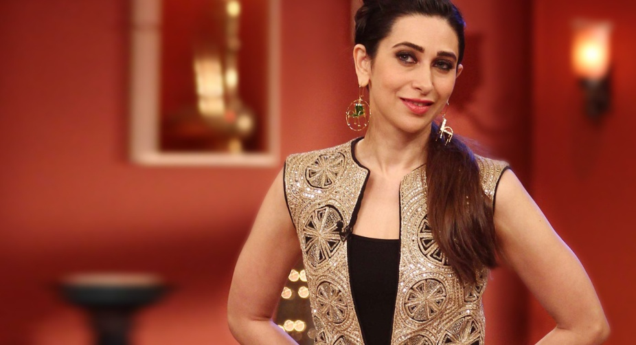 Karisma Kapoor inculcating right values in her kids
