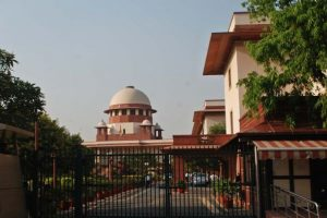 SC notice to petitioners challenging demonetisation