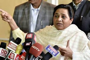 Demonetisation move politically motivated: Mayawati