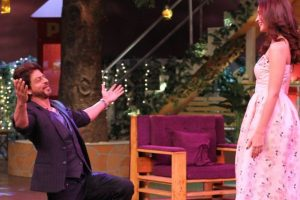 The DDLJ Moment: SRK, Alia on 'The Kapil Sharma Show'