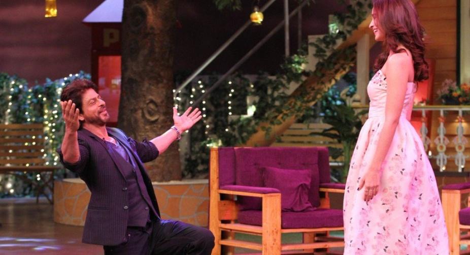 The DDLJ Moment: SRK, Alia on 'The Kapil Sharma Show'