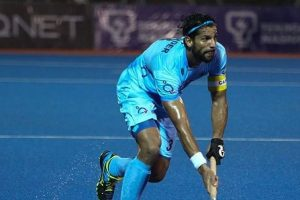Rupinder's double in vain as India loses 3-2 to Australia