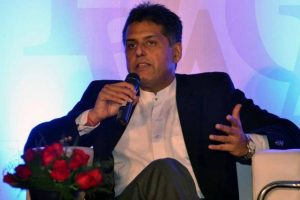 Present govt not first to have offs & ons with Pak: Tewari
