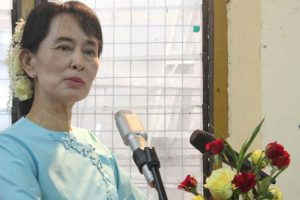 Suu Kyi denies ethnic cleansing of Myanmar minority