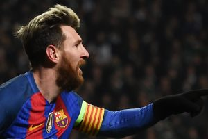 Champions League:  Barca, City into last 16 as PSG control fate