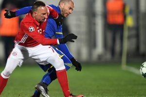 Champions League: Mighty Bayern suffer upset in Rostov
